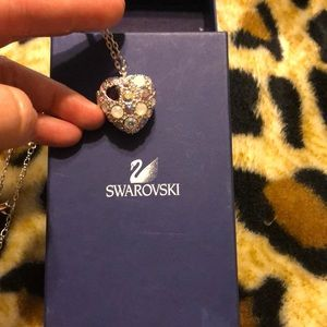 Genuine Swarovski crystals Locket